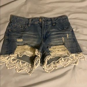 Almost Famous size 1 women's denim shorts